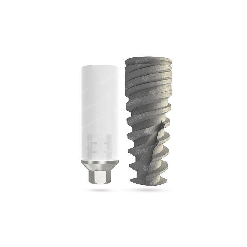 NEO® Implant + Chrome Cobalt UCLA Abutment - Internal Hex