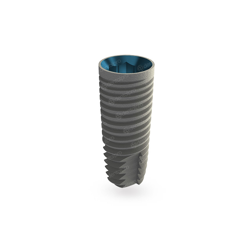 U-Razor® Cylindrical Dental Implant - Internal Hex (SP)