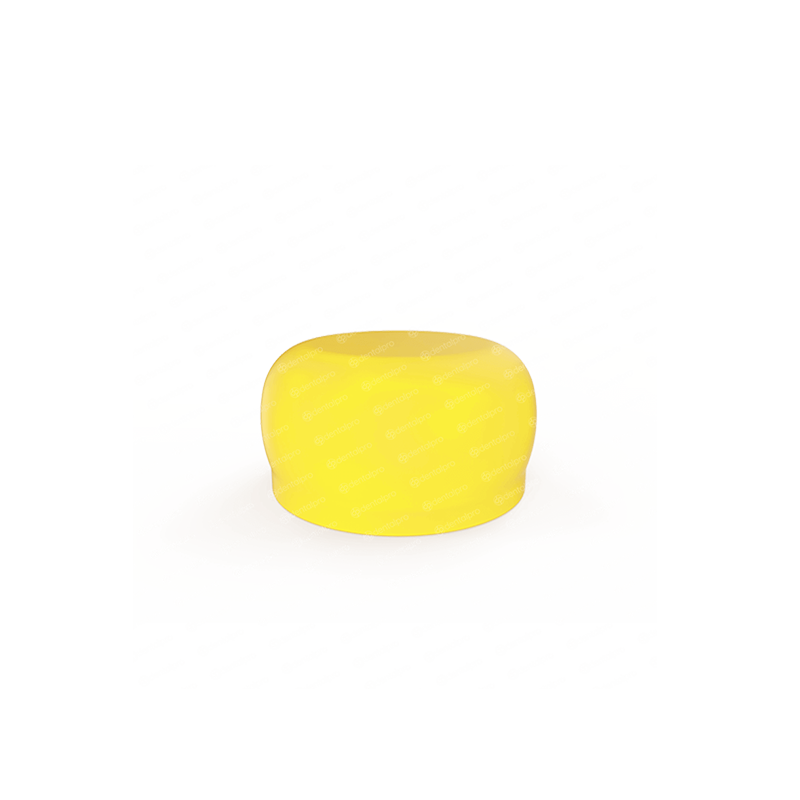 Extra Soft Yellow Cap 0.5kg Retention For Ball Attachment