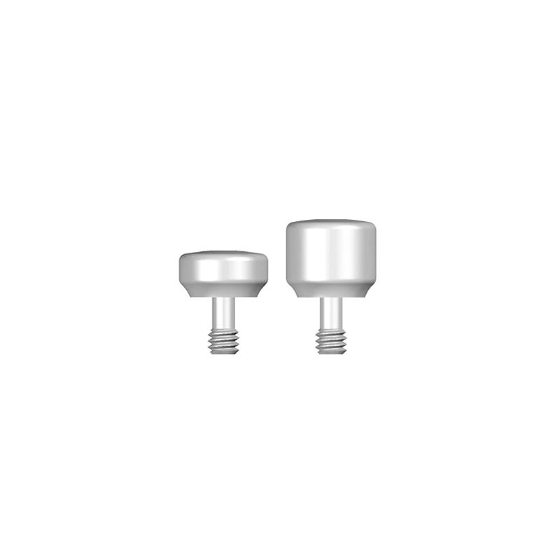 Ø6.0 Titanium Healing Cap Nobel Brånemark® Compatible - External Hex (WP)