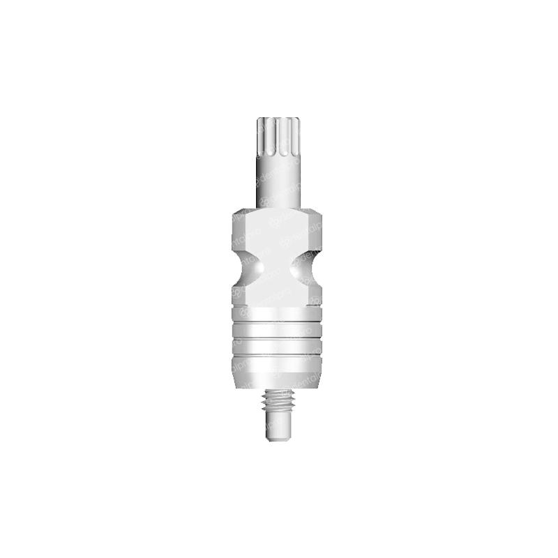 Open Tray Transfer 12mm Impression Coping Nobel Brånemark® Compatible - External Hex (WP)