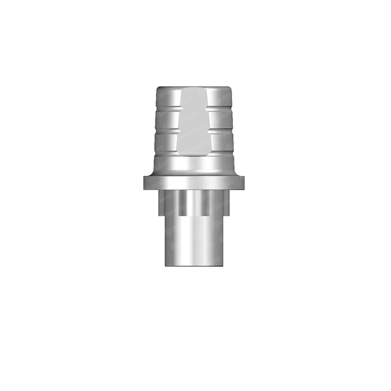 Anti-Rotational CAD/CAM Ti-Base Nobel Replace® Compatible - Trilobe (WP)