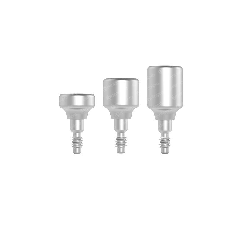 Ø5.0 Titanium Healing Cap Nobel Active® Compatible - Active Hex (NP)