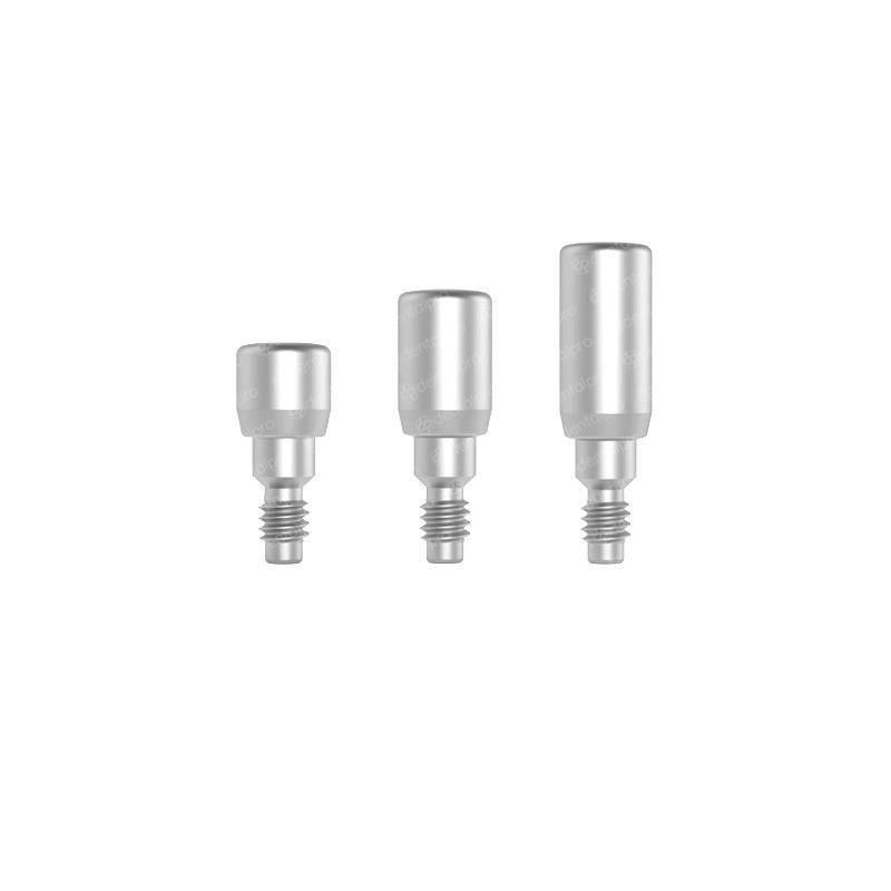 Ø3.6 Titanium Healing Cap Nobel Active® Compatible - Active Hex (RP)