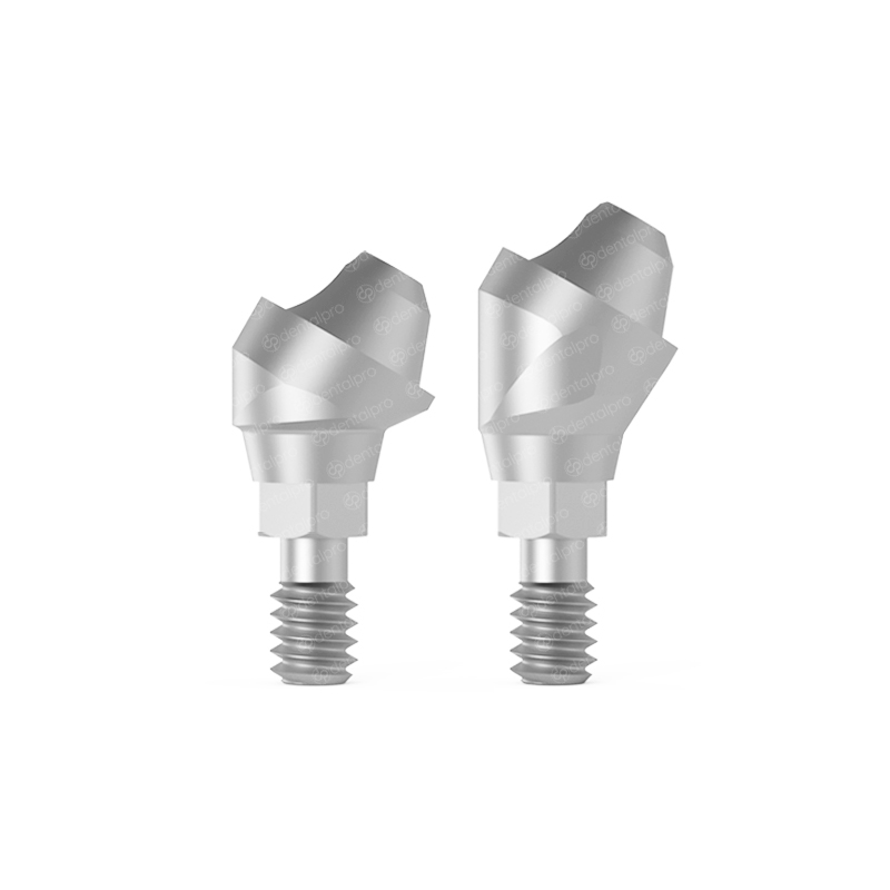 30° Angled Multi Unit Titanium Abutment Nobel Active® Compatible - Active Hex (RP)