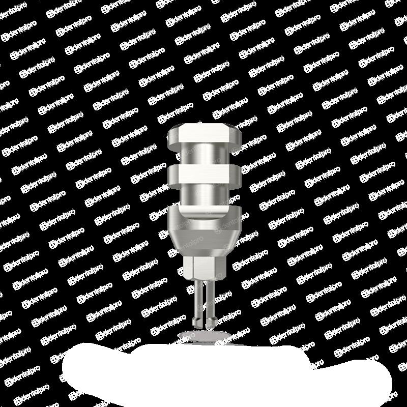 Short Clip Ø4.7 Press Fit Impression Coping for Dental Implant - Internal Hex (SP)