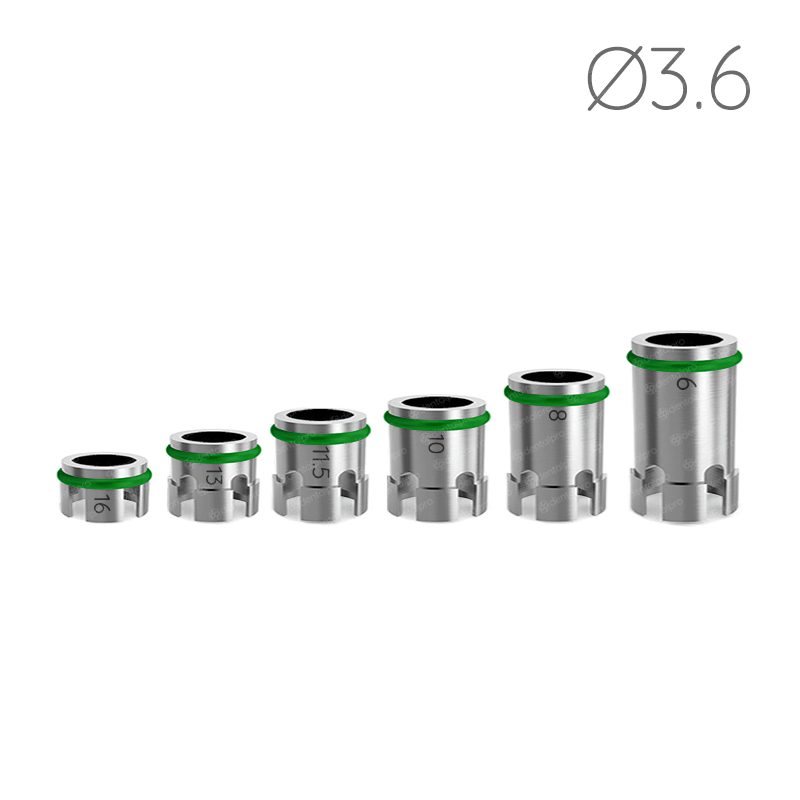 Ø3.65 Drill Stoppers for Safe & Accurate Drilling Procedure