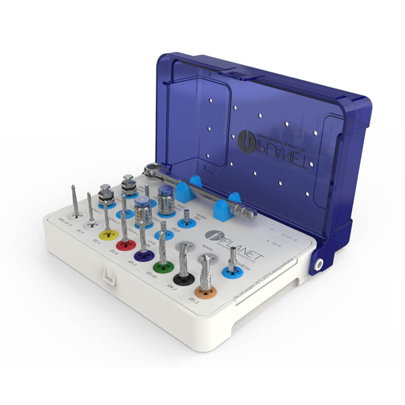 implaKit® Starter - Premium Internal Hex Surgical Kit