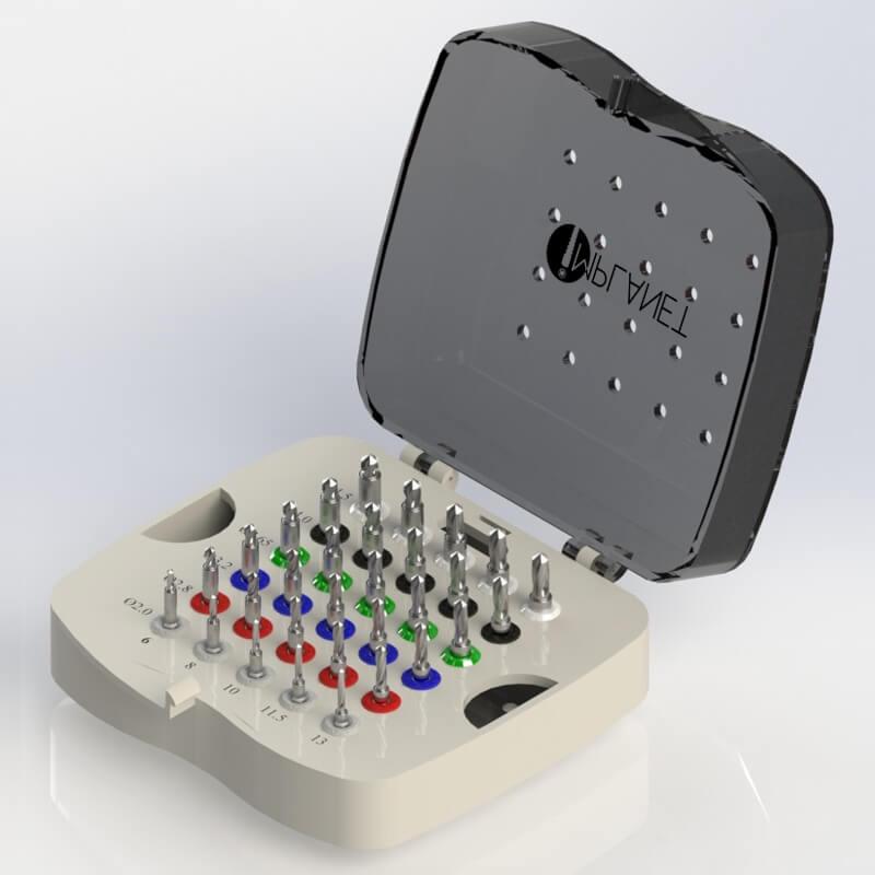 implaKit® Stopper - Premium Quality Integral Stopper Drill Kit
